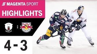 Eisbären Berlin - EHC Red Bull München | 34. Spieltag, 19/20 | MAGENTA SPORT