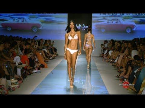 LULI FAMA Swimwear 2018 Runway Show @ Miami Swim Fashion Week | EXCLUSIVE 5 Cameras LIVE Edit (2017)