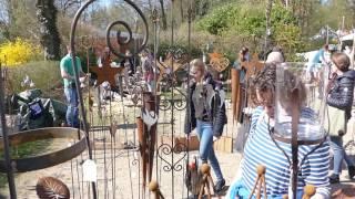 22. Österlicher Frühlingsmarkt um die alte Wassermühle in Trittau