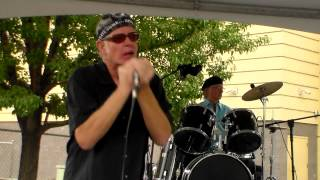 "Rick Hammond Blues Band, 2012, ""Drowning on Dry Land"""