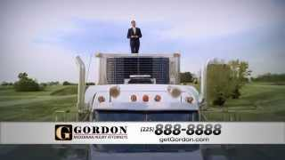 Lafayette Injury lawyer | Big Trucks 2014 | Gordon McKernan Injury Attorneys