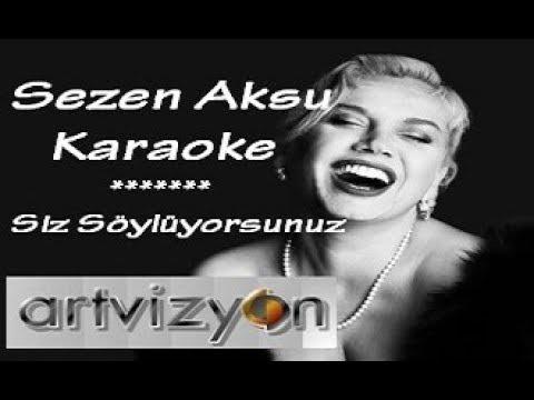 Sezen Aksu - Keskin Bıçak - Karaoke