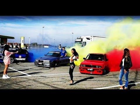 GIEMSI Feat. Roxanna & Dj Schepsis - Ispite Pe Patru Roti 2 (Video Oficial)