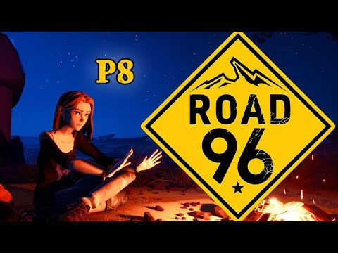 【散人】叙事大电影《九十六号公路》 奔向自由的奇妙之旅 P8 警察伙伴