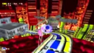 Sonic Generations comparison - 3DS vs PS3 versions