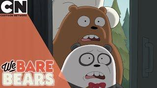 We Bare Bears | Norm Is Evil! | Cartoon Network UK