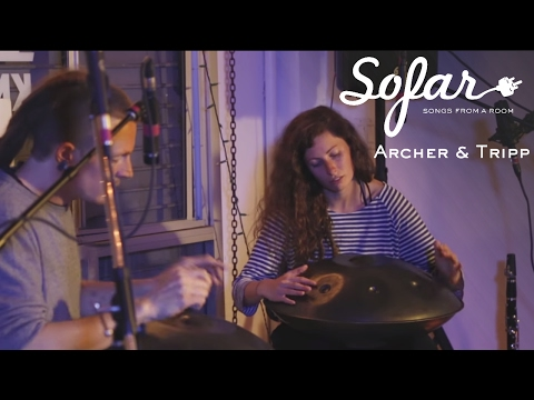 Archer & Tripp - The River is Flowing (Handpan Cover) | Sofar Los Angeles