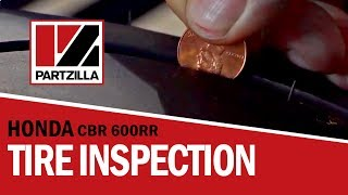 How to Inspect Motorcycle Tires | Partzilla.com
