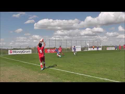 TSF Academy u13 DA vs FC Dallas youth 05 Premier Dallas Cup 2018
