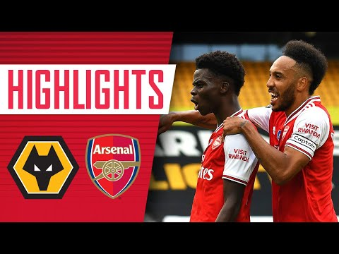 Wolves Arsenal Goals And Highlights