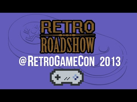 Retro Roadshow (RetroGameCon 2013)