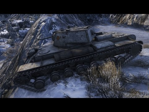 WoT KV-220-2 |  Advent Calendar DAY 7 | tier 5 Soviet heavy | 2 games - Is it worth your money ???