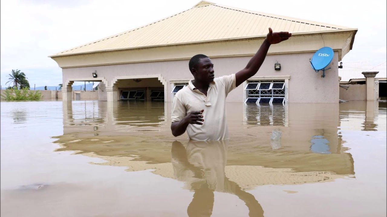 Nigeria Declares State Of Emergency As Floods Kill More Than 100 People