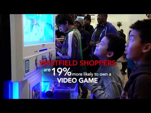 Westfield Malls Partnership Marketing - Activating with the Connected Consumer