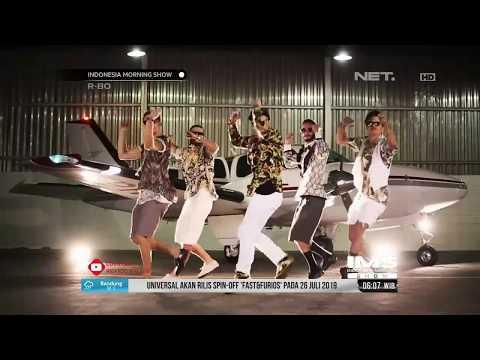 Variasi Dance Cover Lagu Hits Bruno Mars