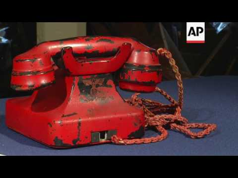 Hitler's Telephone Could Fetch $300k at Auction