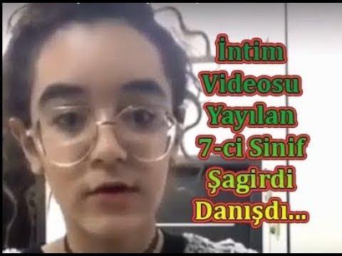 Rzayev Cavidan Mektebde intim video 132-134 sayli mekteb(YENI XEBER VAR)