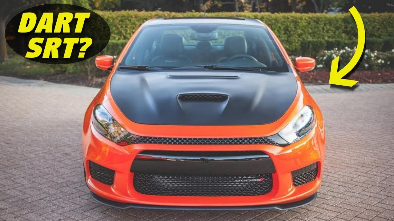 Dodge Dart Srt >> The Story Of The Dodge Dart Srt4 Confirmed Cancelled Goes