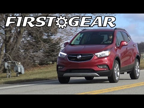 First Gear - 2017 Buick Encore Preferred II AWD - Review and Test Drive