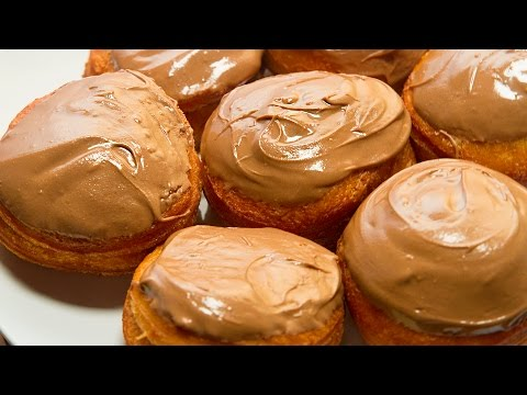 How To Make Chocolate & Peanut Butter Donuts