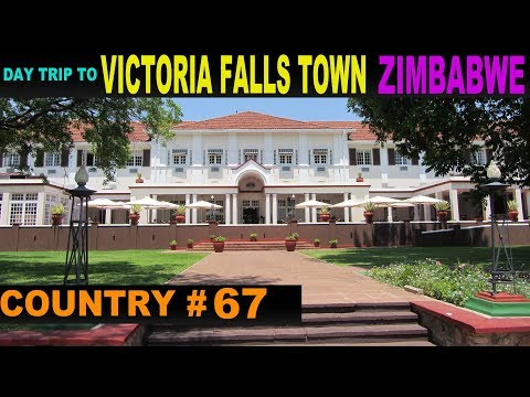 A Tourist's Guide to Victoria Falls Town, Zimbabwe