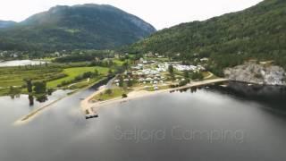 Seljordsvatn - Seljord, Norway 2016 | Parrot Bebop 2 Drone