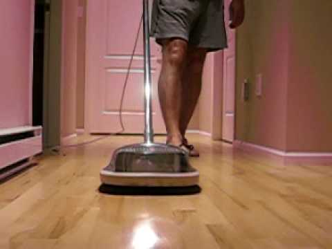 Ge Floor Polisher Youtube