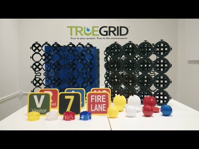 TRUEGRID® Paver - The World's Strongest Permeable Paver
