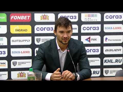 Пресс-конференция Якуба Коваржа