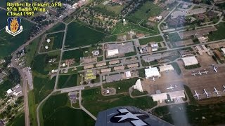 Blytheville AFB Flyover Band of Brothers Suite Two