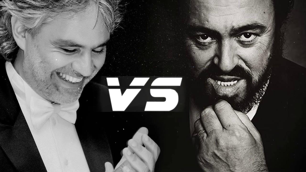 The Best of Andrea Bocelli, Luciano Pavarotti Playlist Full Album