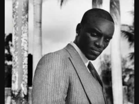 Akon - Beautiful. High Quality !