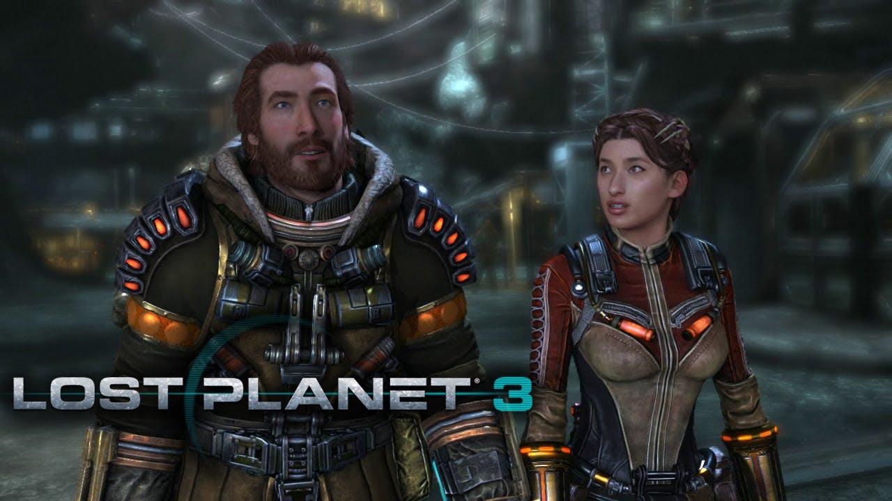 Lost Planet 3 Online