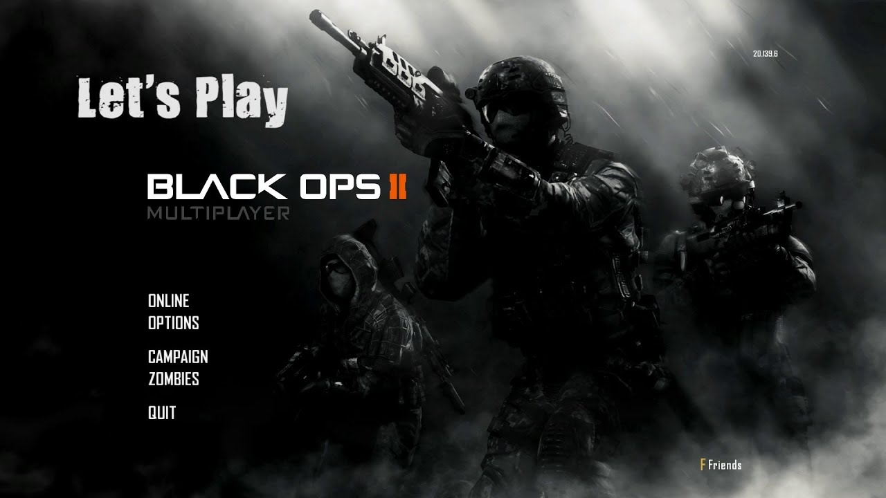 call of duty black ops 2 multiplayer