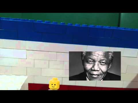 Nelson Mandela: The Mini Lego Documentary