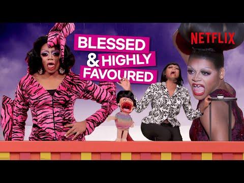 RuPaul's Drag Race | The Best of Heidi N Closet