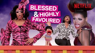 RuPaul's Drag Race | The Best of Heidi N Closet