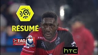 EA Guingamp - SM Caen (0-1)  - Résumé - (EAG - SMC) / 2016-17