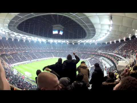 Steaua Bucharest - Ajax (Feb 21, 2013)