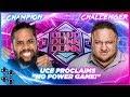 JIMMY USO Vs. SAMOA JOE: UpUpDownDown Championship Match