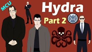 Marvel Cinematic Universe: Hydra (Part 2 - Spoilers)