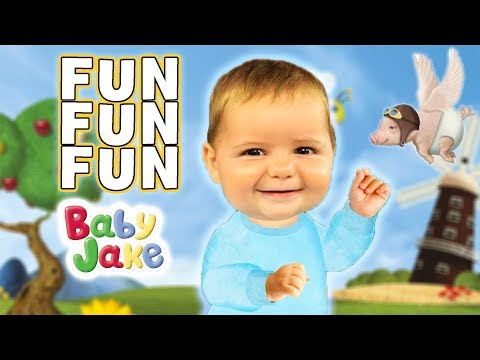 Baby Jake - Adventure Time | Yacki Yacki Yogi | Full Episode