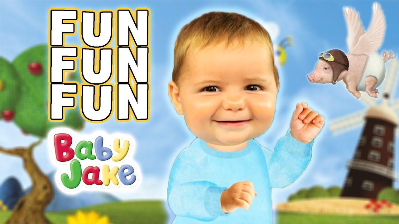 Baby Jake - Adventure Time   Yacki Yacki Yogi   Full ...