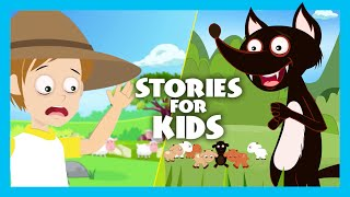 the wolf and the seven little goats story the boy who cried wolf story moral stories