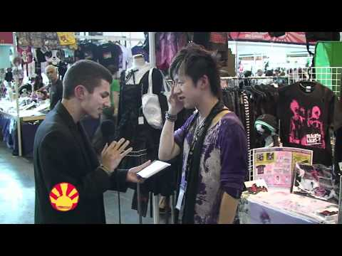 Japan Expo 12 - Interview h.NAOTO HD