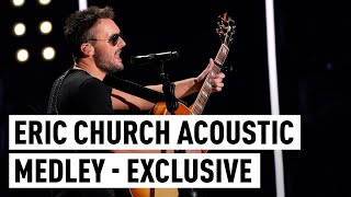Eric Church – 17 Song Acoustic Medley | CMA Fest 2019 | Official Exclusive Video
