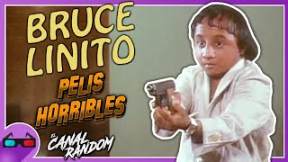 Películas HORRIBLES que NO CONOCES: BRUCE LINITO (For Your Height Only)