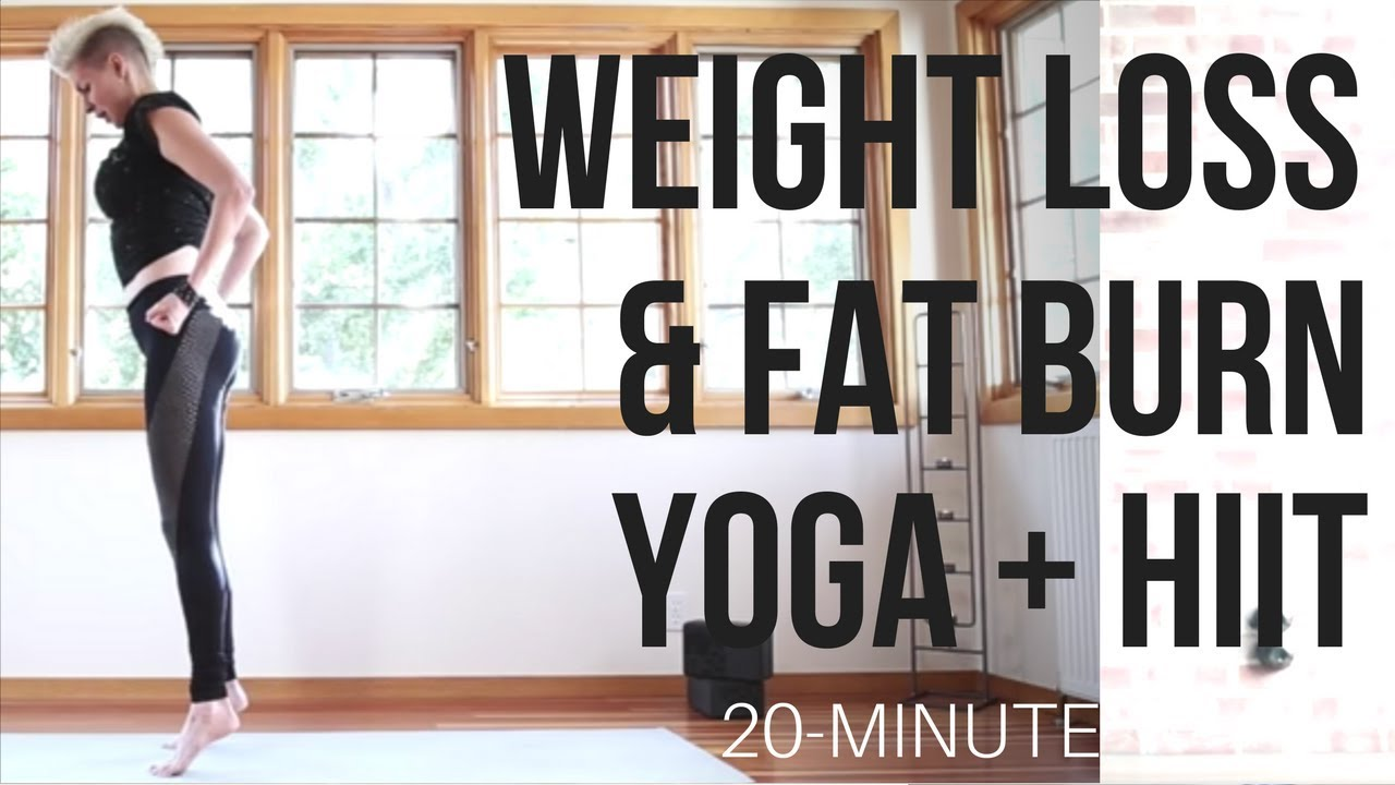 Yoga Shred Hiit Yoga Fusion For Weight Loss Fat Burn Whole Body Strength