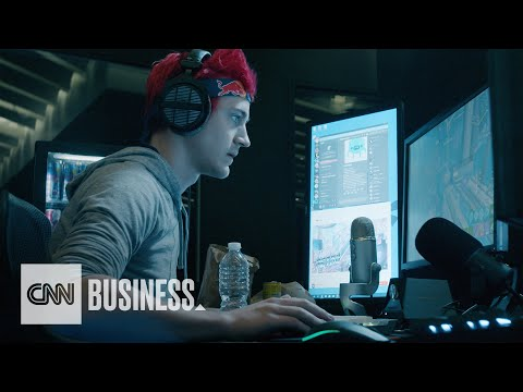 How Ninja makes $500,000 per month playing Fortnite