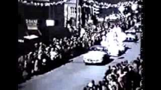 EVERYBODY'S DAY PARADE  - THOMASVILLE, NC  -  1955